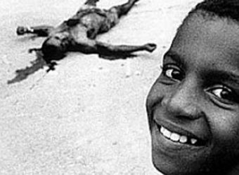 Guerra de Tóxicos Favela Vila do João Rio de Janeiro 1998 teixeira