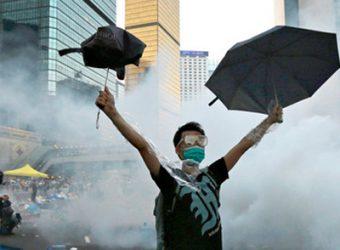 Revolta do Guarda Chuva