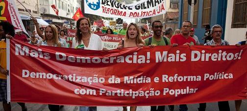 democratização da midia