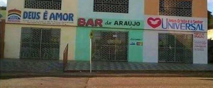 bar do araujo
