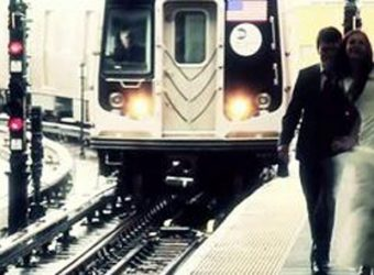 cupido no metro