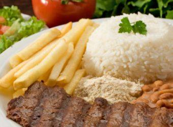arroz feijão