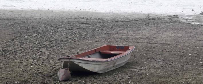 barco na seca