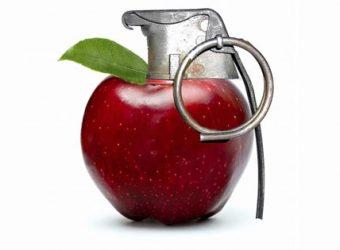 granada maçã
