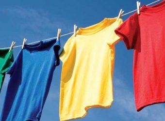 roupas coloridas