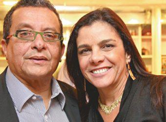 João Santana e monica moura