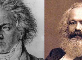 Marx e Betoven
