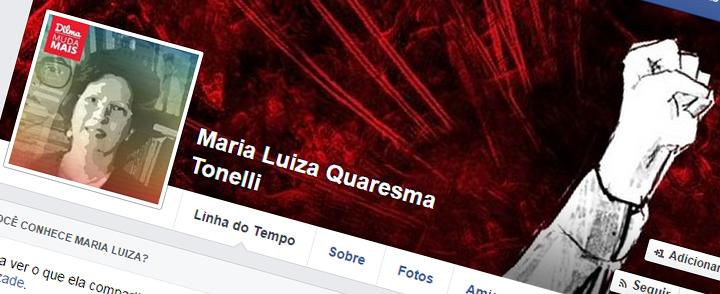 Maria Luiza Quaresma