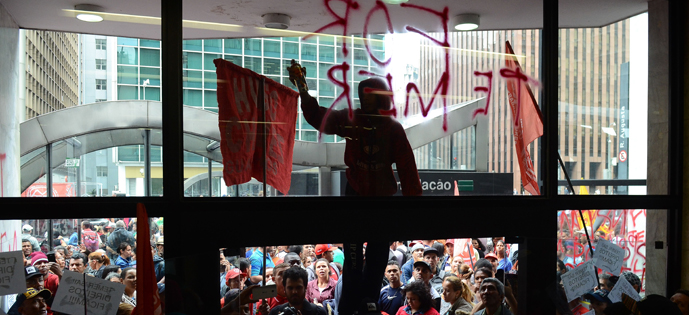 Fora Temer paulista 1 Rovena Rosa Agência Brasil