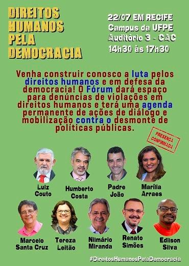 Direitos Humanos pela democracia