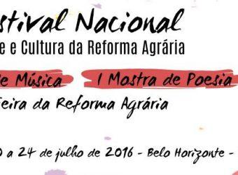 Festival de arte - reforma agraria