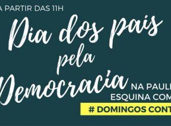 dia dos pais pela democracia