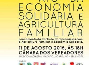 economia solidaria - ato na cmsp