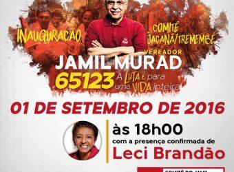 jamil murad evento