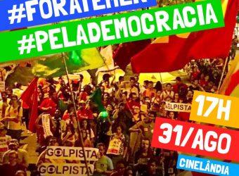 #pelademocracia