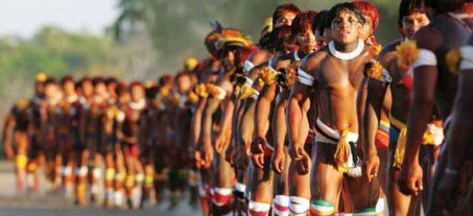indios kaiowá