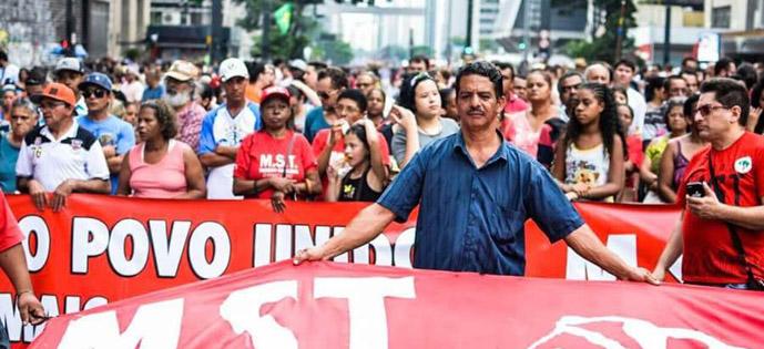 Fora Temer Paulista 27 11 16