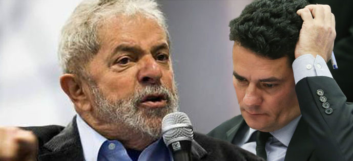 Lula e Moro
