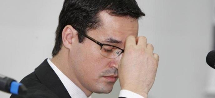 deltan dallagnol repudia decisao de ministro do stf