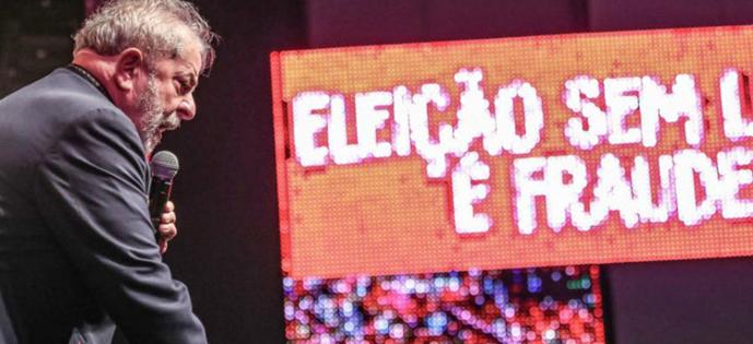 Eleicao sem Lula e Fraud 2