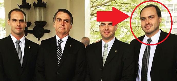 Filho de Bolsonaro