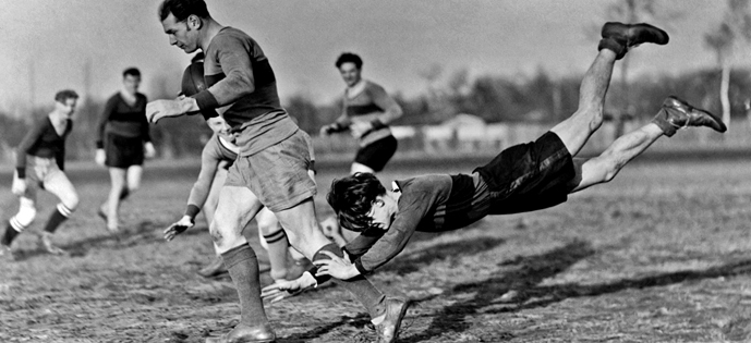 Rugby Historia