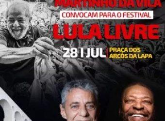 28/07 – Chico Buarque e Martinho da Vila / RJ