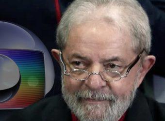 Lula globo