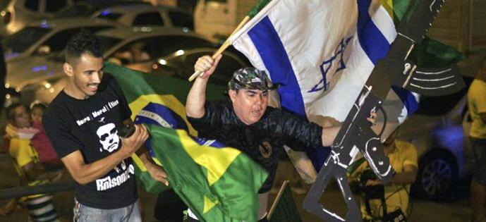 Bolsonaro Jerusalem Israel