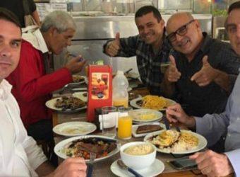 Fabrício Queiroz Bolsonaro