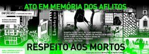 19/12 – Ato em Memória dos Aflitos / SP