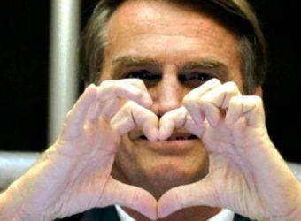 bolsonaro coração