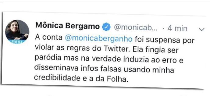 monica Bergamo Twitter