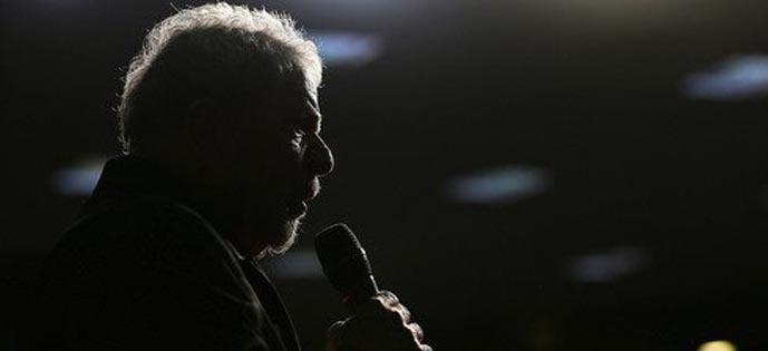 Lula contra luz