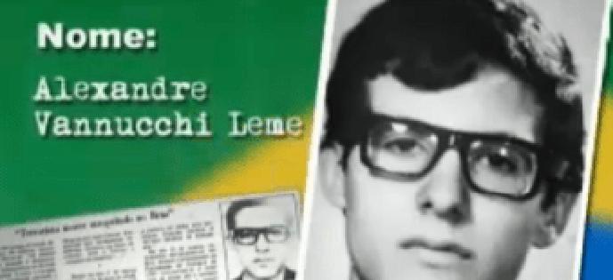 alexandre Vannuchi Leme