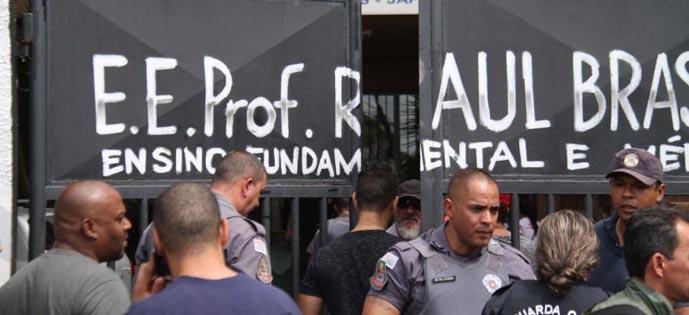 escola Professor Raul Brasil