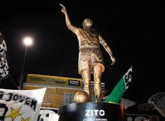 estátua Zito