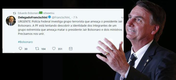 Resultado de imagem para ''O sistema vai me matar'': Bolsonaro