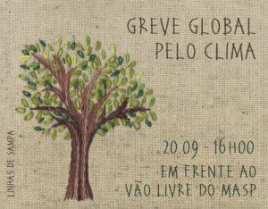 20/09 – Greve Global pelo Clima / SP