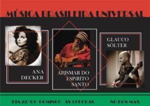 22/09 – Música Brasileira Universal
