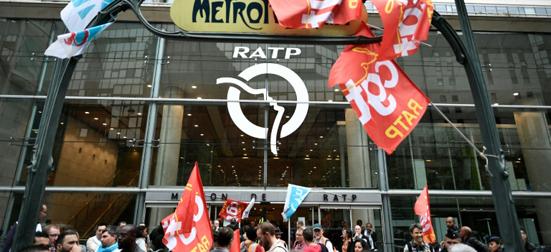 greve metro paris previdncia