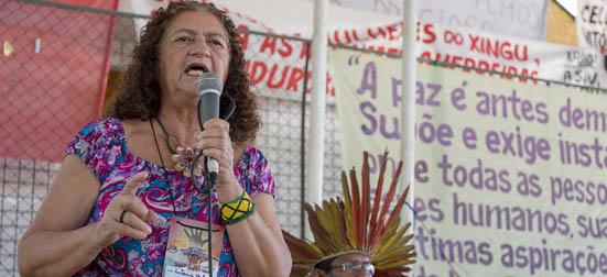 Antônia Melo Xingu