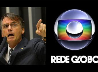 Bolso e Globo