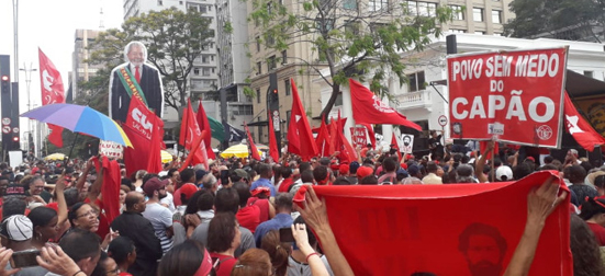 Lula Livre na Paulista 0