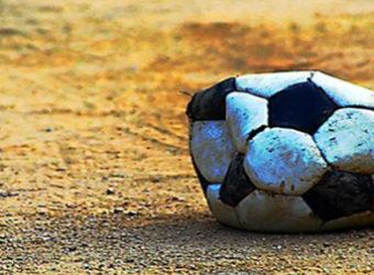 bola murcha futebol