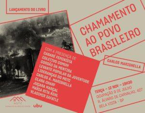 12/11 – Lançamento do Livro Carlos Marighella / SP