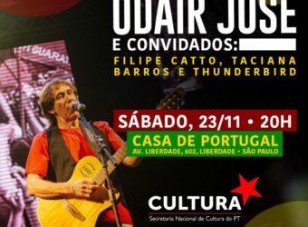 23/11 – Odair José / SP
