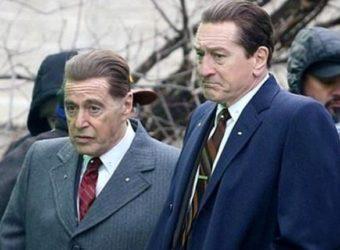 Al Pacino Deniro O Irlandês