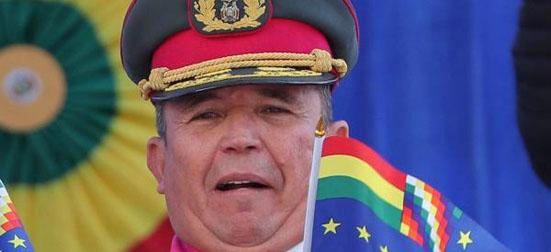 General Williams Kaliman
