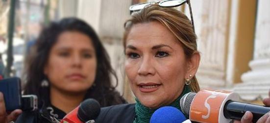 Jeanine Añez Chávez